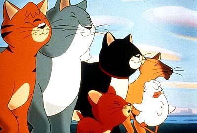 Immagini Della Gabbianella E Il Gatto Da Colorare